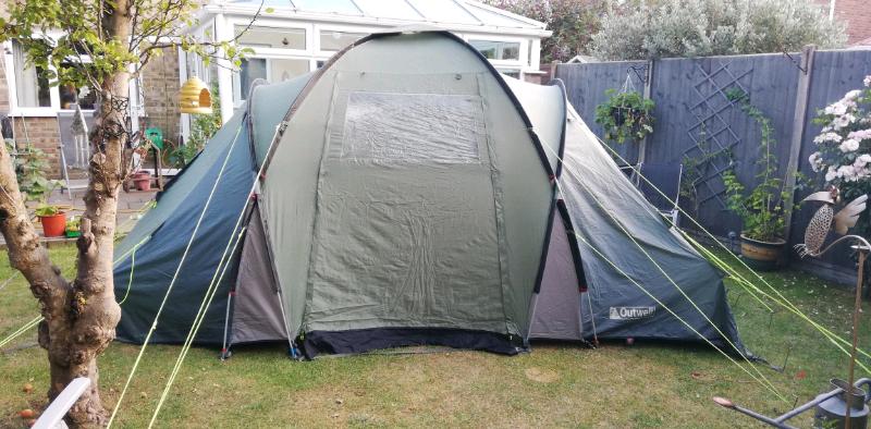 Outwell four man tent | in Norwich, Norfolk | Gumtree