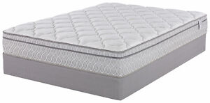 Serta Queen Chastain Mattress ONLY $399 TAX IN!