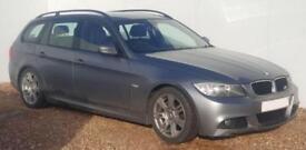 2009 BMW 3 SERIES 2.0 318I M SPORT TOURING 5D 141 BHP