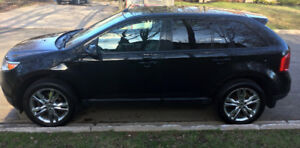 2013 Ford Edge SEL FWD with low mileage