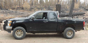 2006 GMC Canyon, straight across trade for Geo Tracker