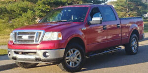 2007 FORD F-150 4X4 LARIAT = LEATHER / SUNROOF = MOVING SALE!!!