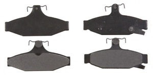 ABSCO MR295 D310 DISC BRAKE PADS (Box 16) D295