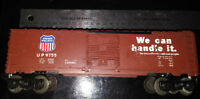 LIONEL O Gauge 6-9755 Railroad Freight Boxcar UNION PACIFIC Longueuil / South Shore Greater Montréal Preview