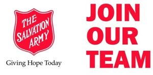 Salvation Army - Christmas Kettle Coordinator Needed