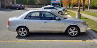 2003 Mazda Protege ES 2.0 -  LOW KMs
