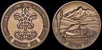 Bronze Jeux Olympique d'hiver Calgary 1988