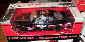 Sears Dale Earnhardt Jr 124th.Diecast & Drakkar Noir Cologne