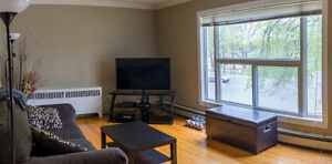 Spacious 2 bedroom apartment in River Heights