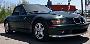 1996 BMW Z3 1.9L MANUAL MINT CONDITION STORED IN HEATED GARAGE!!