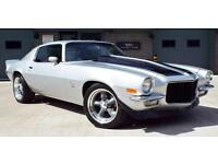 1973 Chevrolet Camaro 7.5 Auto 454 Crate Motor 450 BHP American Muscle Car!