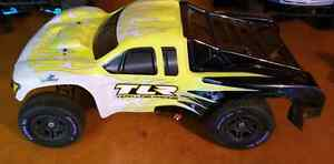 Team Losi Rc Short Course Truck 2WD
