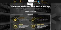 Get an Amazing Website & Rank First on Google - 613-614-2029