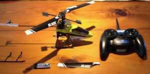Radio Controlled Helicopter  Blade SR120