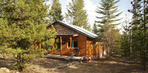 A Cabin in the Woods. 3356 Likely Road, 150 Mile House