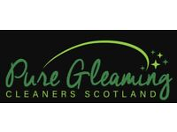 CLEANERS GLASGOW - Vetted & Reliable Cleaners for Domestic, Deep, Commercial & End of Tenancy Cleans
