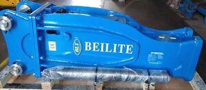 BEILITE BLTB75 ROCK BREAKER,Suits 6 to 9 ton excavators,Brand New Arundel Gold Coast City Preview