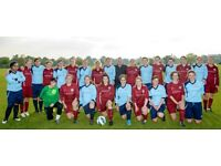 11-a-side ladies football team - Looking for players