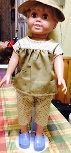 """18"""" Maplelea, American Girl, Our Generation, Sophia doll clothes Kitchener / Waterloo Kitchener Area image 6"""