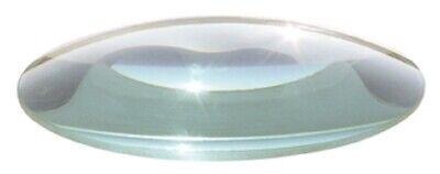 5 Dioptrien Glas-linse (5 Dioptrien Ersatz Linse  für Lupenleuchte 125mm Lupe Glas RESTPOSTEN)