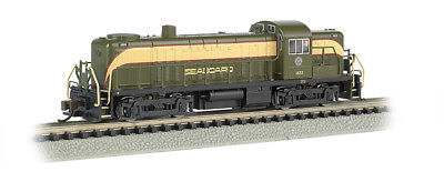 Bachmann #64258 N SCALE SEABOARD ALCO RS-3 Diesel W/DCC #1633 NEW IN BOX, used for sale  New Britain