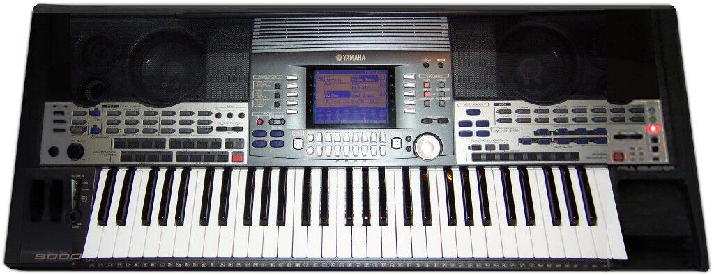 Yamaha psr 9000 v3 keyboard | in Glenrothes, Fife | Gumtree