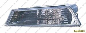 Signal Lamp Sh-Sh Tech Driver Side High Quality Acura TL 2009-2011