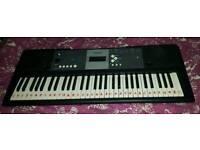 Yamaha keyboard(RRP 100)