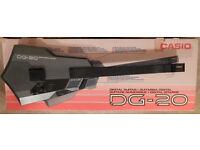 Casio DG-20 Digital Guitar Synthesizer