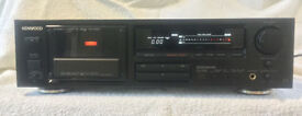 Kenwood 3 head cassette deck