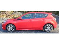 Mazda, 3, Hatchback, 2012, Manual, 1560 (cc), 5 doors