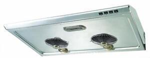NEW DESIGN - WHITE WITH LED LIGHTS - 680 CFM