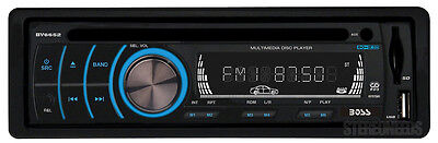 Boss Audio BV6652 In Dash Car DVD/MP3/CD Player USB/SD AUX Input Receiver Stereo