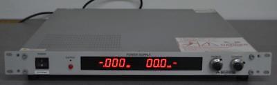 Matsusada Precision 1kv High Voltage Power Supply Model Au-1r150