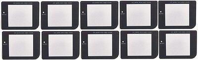 10 LOT Play it Loud Dark Replacement Screen Lens for Game Boy original