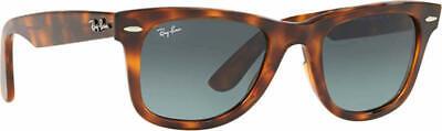 Authentic Ray-Ban WAYFARER EASE RB4340 6397/3M 50mm Havana blue gradient Small