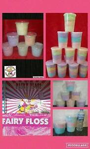 FAIRY FLOSS buckets all sizes from $2.50 fresh made to order Morisset Lake Macquarie Area Preview