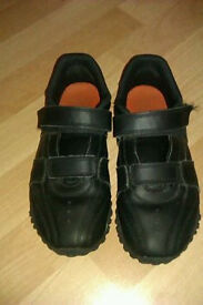 Clarks size 1 and Lonsdale size 2