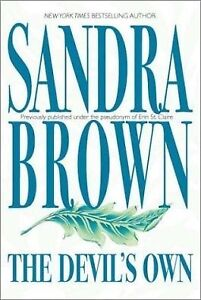 Sandra Brown - The devils Own (hardcover)