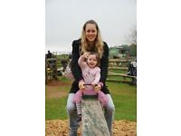 Babysitter and Childminder Available