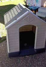 Dog Kennel in near new condition Rothwell Redcliffe Area Preview