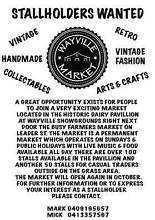 Stallholders Wanted For Wayville Market - Permanent Undercover Mile End South West Torrens Area Preview