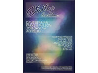 Shelleys Laserdome Reunion - 17th Sept - Dave Seaman - Parks & Wilson - Alfredo - Jon Dasilva