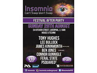 Insomnia...Festival After Party