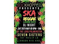 Ska/Reggae Night @ North London Pub on May 26th