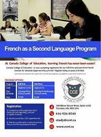 25% Discounted on all Courses - French, ESL,IELTS,CELPIP Classes