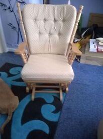 rocking chair (platform wont tip)