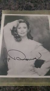 Signed photo of Faye Dunaway