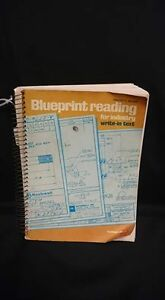 Blueprint Reading Book: Walter C. Brown