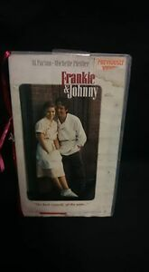 Frankie & Johnny VHS